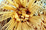 Varieties of genuine Italian pasta
